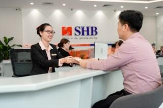 SHB tăng lãi suất tiền gửi kỳ hạn 9 tháng lên 8,2%/năm