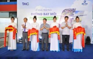 Hàng không Hải Âu mở đường bay mới Đồng Hới - Đà Nẵng