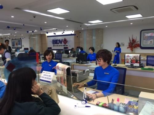 BIDV đã bán 15% vốn điều lệ cho KEB Hana Bank