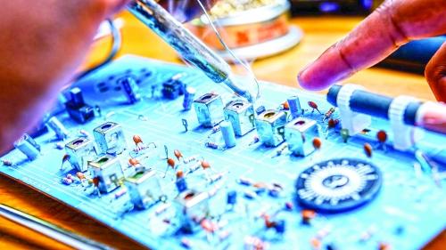 Công nghiệp điện tử: Thách thức lớn cho doanh nghiệp Việt