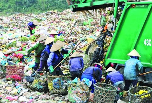 Cần cam kết trách nhiệm về công nghệ đốt rác