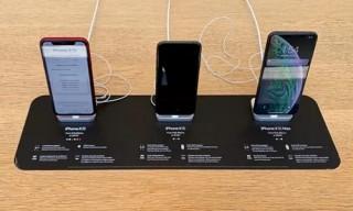 iPhone 11 sẽ có màn hình cảm ứng lực công nghệ mới