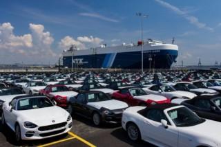 EU sẽ trả đũa nếu Mỹ áp thuế quan với ô tô