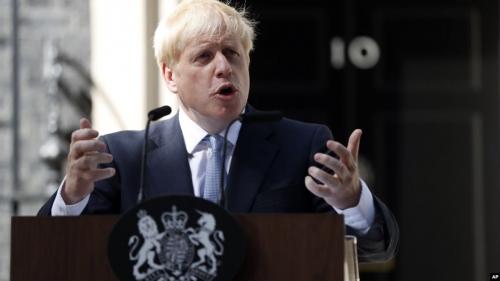 Tân Thủ tướng Anh: Sẽ không trì hoãn Brexit