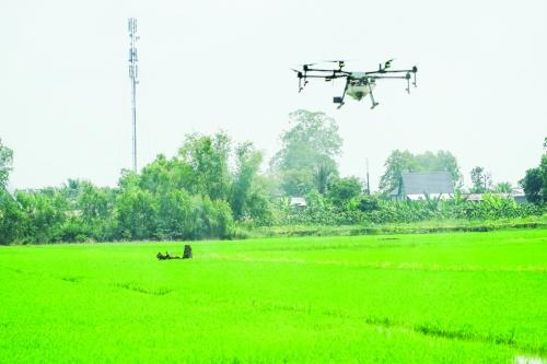 Nông nghiệp sẽ khởi sắc với các thiết bị 4.0