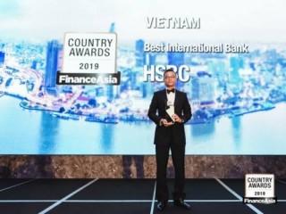 """HSBC Việt Nam: """"Ngân hàng nước ngoài tốt nhất Việt Nam"""""""