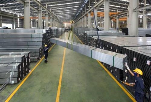 Tập đoàn Hoa Sen kinh doanh khởi sắc trong bối cảnh ngành thép còn nhiều khó khăn