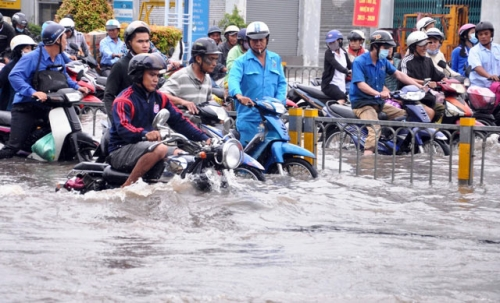 Đề xuất 6,8 tỷ đồng xây dựng bản đồ ngập lụt tại TP. HCM
