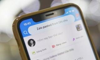 Tranh cãi việc ứng dụng lấy dữ liệu từ iPhone