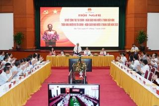 Chủ động điều hành chính sách tài khóa, đảm bảo cân đốingân sách Nhà nước