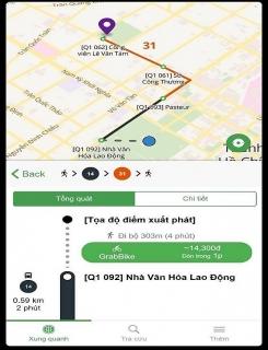 Ra mắt ứng dụng Go!Bus