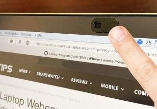 Apple khuyến cáo không nên che camera MacBook
