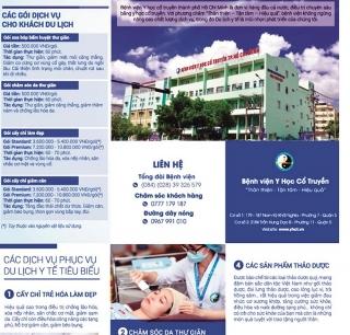TP.HCM hút khách bằng du lịch y tế
