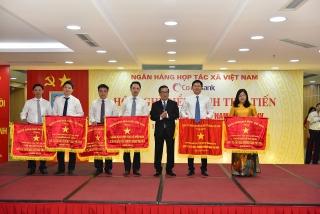 Ngân hàng Hợp tác xã Việt Nam: Thi đua tiếp sức thực thi sứ mệnh ngân hàng của hệ thống quỹ tín dụng