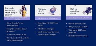 HSBC Việt Nam nâng cấp dịch vụ ngân hàng cao cấp Premier