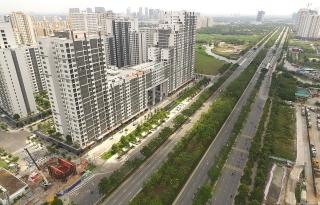 Nguồn cung căn hộ tại TP. Hồ Chí Minh thấp nhất trong 5 năm
