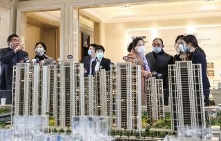 Thị trường bất động sản Trung Quốc hồi sinh