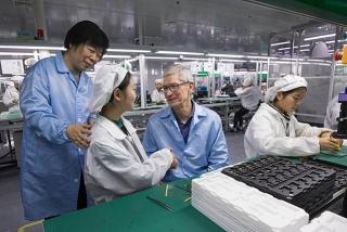 Việt Nam có thể lắp ráp iPhone