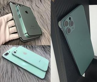 Độ vỏ iPhone cũ thành iPhone 12