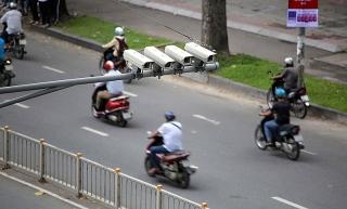Đưa công nghệ vào xử phạt vi phạm giao thông