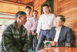 Tín dụng ưu đãi ở huyện Mường Nhé