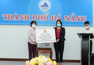 Vingroup hỗ trợ Đà Nẵng 100 máy thở