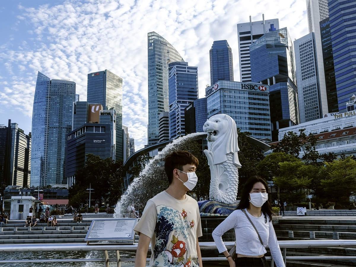 singapore gap kho khi tien toi trang thai binh thuong moi
