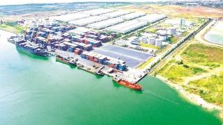 """""""Làn gió"""" logistics mới ở miền Trung"""