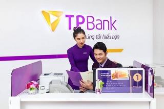 Hoạt động hiệu quả, lợi nhuận TPBank tăng mạnh trong nửa đầu năm