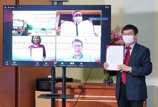 Hợp tác đào tạo, nghiên cứu và tổ chức chương trình thực tập cho sinh viên tại Đài Loan
