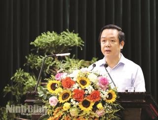 Ngành Ngân hàng Ninh Bình: Đồng hành cùng doanh nghiệp vượt qua khó khăn