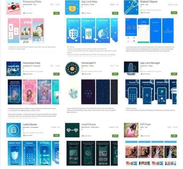 9 ung dung android an cap tai khoan facebook