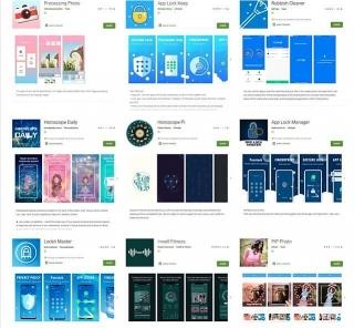 9 ứng dụng Android 'ăn cắp' tài khoản Facebook