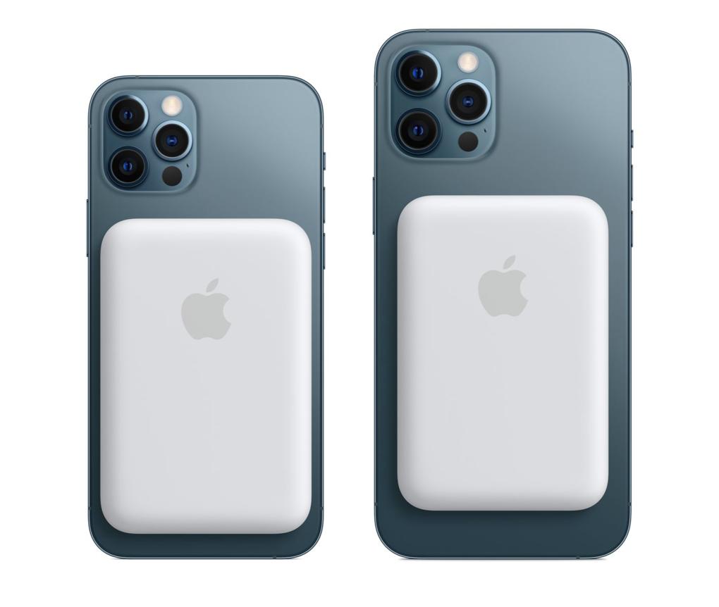 Apple mở tính năng sạc ngược trên iPhone 12