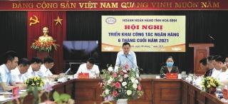 Ngành Ngân hàng tỉnh Hòa Bình: Nâng cao chất lượng tín dụng, đẩy mạnh hỗ trợ người dân, doanh nghiệp