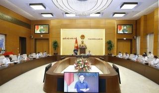 Chủ tịch Quốc hội Vương Đình Huệ:Bảo đảm tối đa các điều kiện tổ chức thành công Kỳ họp thứ Nhất
