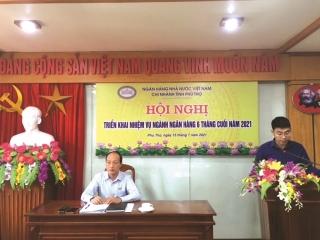 Ngành Ngân hàng Phú Thọ: Nỗ lực đồng hành cùng địa phương phát triển kinh tế