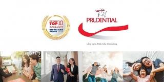 Prudential là công ty bảo hiểm nhân thọ nước ngoài uy tín nhất năm 2021