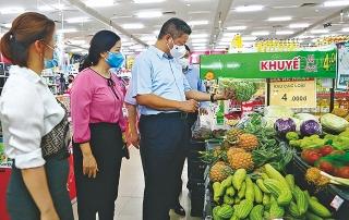 Ngân hàng hỗ trợ kết nối chuỗi cung ứng thực phẩm