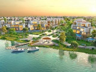 """Mô hình biệt thự song lập """"Song gia tuyệt tác"""" tại đô thị đảo Phượng Hoàng hút nhà đầu tư"""