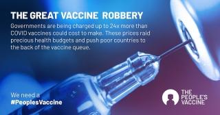 Giá vắc-xin COVID-19 đội lên 5 lần vì độc quyền sản xuất