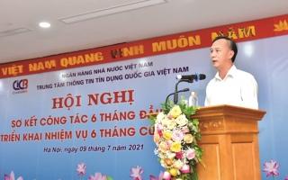 Trung tâm Thông tin Tín dụng Quốc gia Việt Nam (CIC):Tăng cường cơ sở dữ liệu thông tin tín dụng quốc gia
