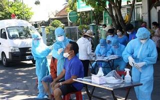 Ngày 30/7, Việt Nam ghi nhận 8.649 ca mắc mới, 3.704 người khỏi bệnh
