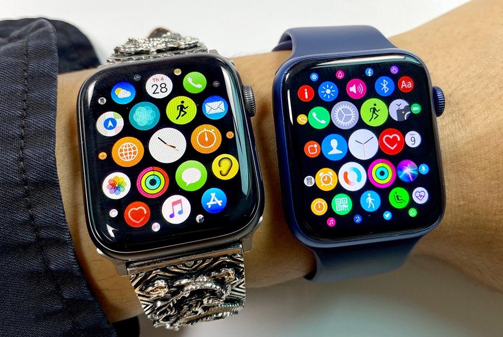 apple watch co hang nhai nhu that