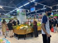 Hà Nội: Không để khan nguồn cung lương thực trong và sau dịch