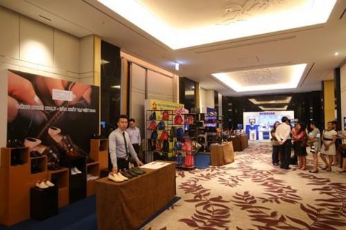 Doanh nghiệp nước ngoài vận động cho hàng Việt