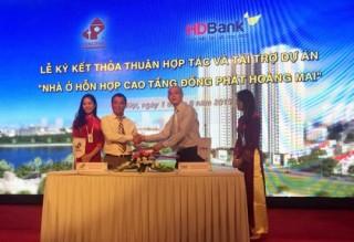 HDBank tài trợ 300 tỷ đồng cho dự án Đồng Phát Parkview Tower