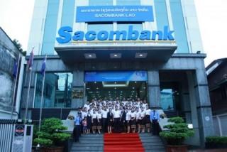 Sacombank có ngân hàng 100% vốn tại Lào