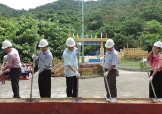 VietinBank hỗ trợ 2 tỷ đồng mở rộng trường học ở Cù Lao Chàm