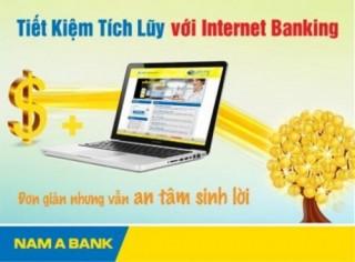 Tiết kiệm tích lũy với Nam A Bank